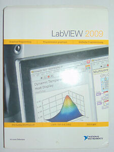 Ni National Instruments Lab View Labview 2009 Windows Win Vista Xp 2000 Software