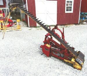 Nh 451 Sickle Mower 7 Ft 3 Point We Ship Real Cheap And Real Fast