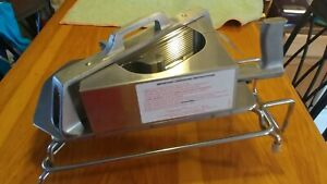 Tomato Tamer Slicer Cutter Commercial 3 16 Slices