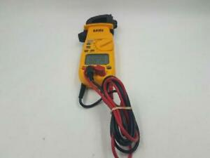 Uei Test Instruments Dl379b Digital Hvac Clamp Meter With Cables ap1058271