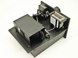 Nanometrics Inc Nanospec Aft 4150 Visible Film Thickness Optical Head 7200 18