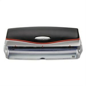 20 sheet Optima Electric battery Three hole Punch 9 32 Holes Silver black