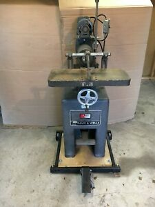 Davis And Wells Horizontal Boring Machine Woodworking