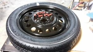 2005 Thru 2015 Ford Mustang Spare Tire Wheel Donut 17