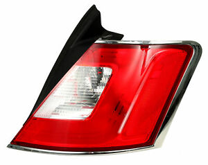 2010 12 Ford Taurus New Single Right Tail Light Lamp Quarter Mounted Bg1z13404a