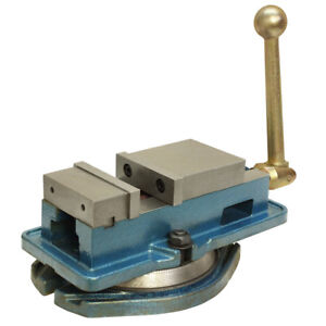 3 Accu Lock Precision Mill Machine Bench Clamp Vise With Swivel Base