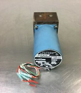 Superior Electric M093 fd07 Slo syn Synchronous Stepper Motor 1j