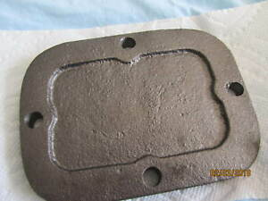 Fairbanks Morse Type T Jack Of All Trades Gas Engine Crankcase Cover Plate