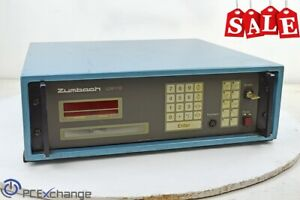 Zumback Usys 1000 Data Acquisition Controller Processor Unit Dimensional Testing
