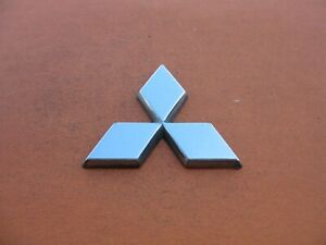 2003 Mitsubishi Lancer Rear Chrome Center Emblem Logo Badge Sign Oem 02 03 3