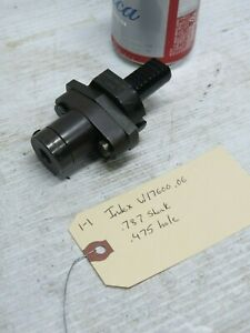 Index 20mm Vdi Shank Rotary Broach For Cnc Lathe
