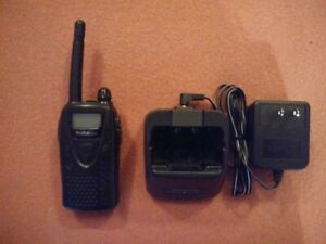 Kenwood Protalk Xls Tk3130 Uhf Portable Two Way Radio 2 Units Available Look