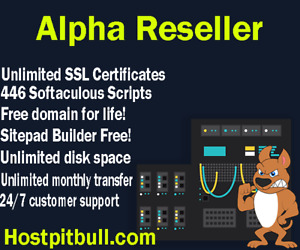 Alpha Reseller For One Year Free Domain For Life Site Builder Free Bonus