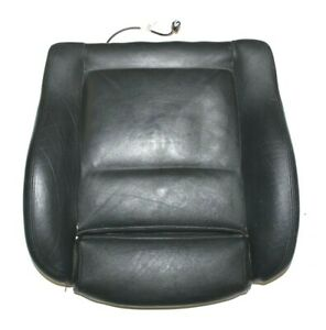 Bmw Oem E36 Black Leather Front Sport Seat Heated Bottom Cushion Left Or Right