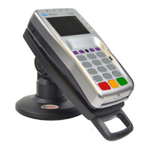 Credit Card Machine Stand For Verifone Vx805 820 Compact Latch