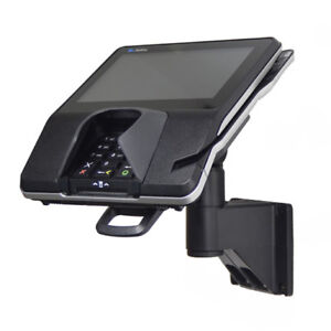 Credit Card Machine Stand for Verifone Mx915 925 Wall mount Latch