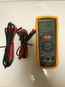 Fluke 1503 High Voltage Insulation Tester Used One Great Condition