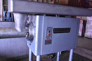 Hobart 4152 Meat Grinder 7 5 Hp Commercial Grade Very Good Conditon