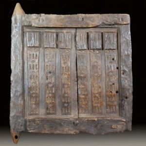 Dogon African Door Small But Beautiful Mali