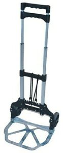 Hd Folding Lightweight Hand Truck Compact Easy to use Air Travel Boating Cars
