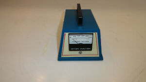 Ventronics Galvanic Oxygen Analyzer 5524