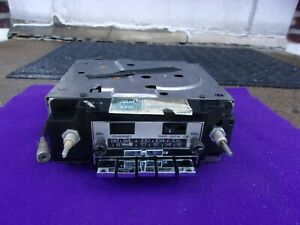 1978 1979 1980 Pontiac Buick Olds Chevrolet Clean Original Am Fm Cb Radio