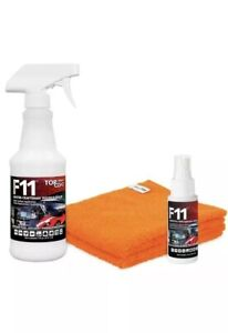 Topcoat F11 16oz Plus 2oz With Two Micro Fiber Cloths Paint Polish