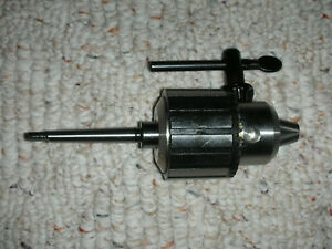 New Atlas Craftsman Dunlap 109 Model Lathe 3 8 Drill Chuck 0 Shank New