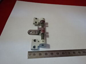 Vickers England Uk Stage Adjust Assembly Microscope Part As Pictured
