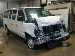 Console Front Floor Outer Section Fits 03 16 Ford E350 Van 754760
