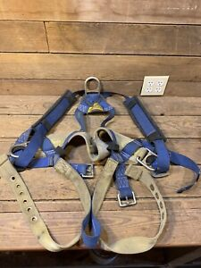 Elk River Safety Harness Belt Hook Work Lanyard Body Protection Used Life Rope