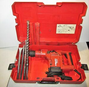 Hilti Te 54 Sds Max 2 Rotary Chisel Chipping Hammer Drill Hammerdrill Te54 Tool
