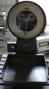Us Berkel Scale 125lb Farm Produce