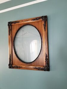 Large Victorian Frame 26x22 Vintage Antique Style Baroque Ornate Farmhouse