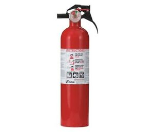 New Kidde Fire Extinguisher Ul Rated 1 a 10 b c Wood Papers Electrical P n 6ajw7