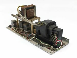 Varian M e d Cmc 1527a Transformer With High Voltage Power Assembly 01 00064