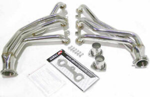 Obx Small Block 265 400 Exhaust Header For 1966 1991 Chevy Suburban Gmc 2 4wd