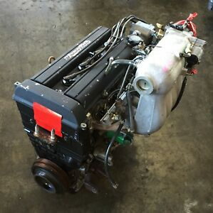 Jdm Used 97 01 Honda B20b Dohc 2 0l Engine For Honda Cr V