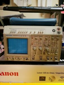 Tektronix 2465bdv 400 Mhz 4 Ch Special Edition Analog Oscilloscope All Options