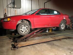 Mohawk 6000 Lb Portable Car Lift