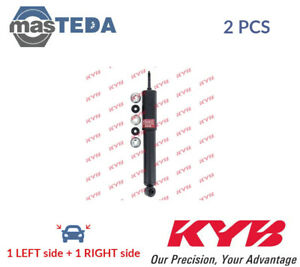 2x Kyb Front Shock Absorbers Struts Shockers 344309 I New Oe Replacement