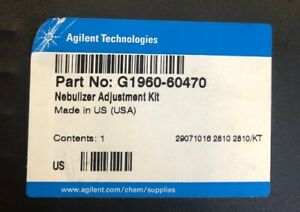 Nebulizer Adjustment Kit G1960 60470