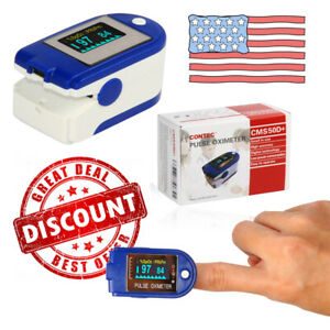 Oled Finger Tip Pulse Oximeter Spo2 Pr Blood Oxygen Heart Rate Monitor Software