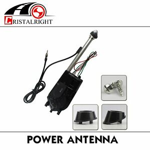 Automotive Replace Power Electric Am Fm Radio Signal Aerial Automatic Antenna