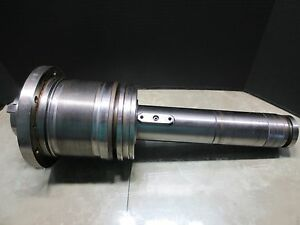 Matsuura Mc 760vx Cnc Vertical Mill Bt40 Ct40 Spindle Cartridge Unit
