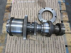 92 Okuma Lnc 8 C Cnc Lathe Turning Center 2 5 Spindle Cartridge Assembly Unit