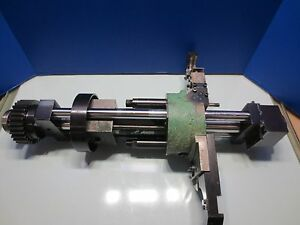 Makino A55 A 55 Cnc Horizontal Cnc Mill Tool Changer Atc Carousel Holder Arm