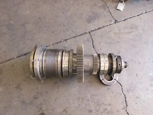 Matsuura Mc 760 Cnc Vertical Mill Spindle Cartridge Assembly Head
