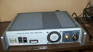 Hughes Aircraft Electron Dynamics Division 1177h Traveling Wave Tube Amplifier