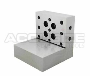 4 x3 x3 x1 x0 0002 Precision Steel Angle Plate Hrc 58 To 62 2200 0901